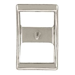 Conway Buckle - Silver, 5/8 in
