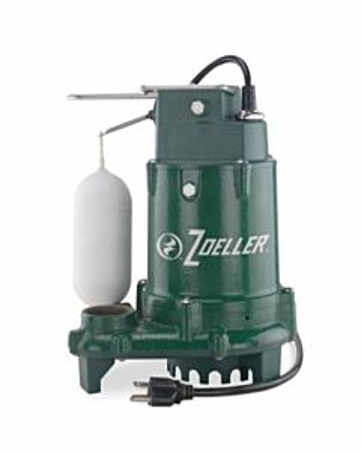 1/3 hp Pro Cast Iron Sump Pump