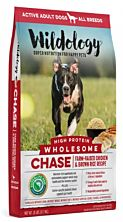Chicken&Brown Rice Dog Food-28 Lb. - Active Adult