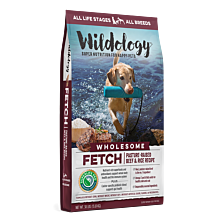 Fetch Beef & Rice Dog Food, 30 Lb. - Beef, All