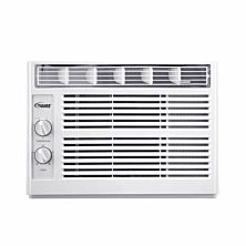 Window Air Conditioner With Mechanical Controls
