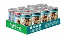 12.5 oz Can Variety Pack Dog Food - 4 Beef, 4 Chicken, 4 Lamb