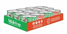5.5 oz Can Variety Cat Food-24 Pack - Chicken & Salmon