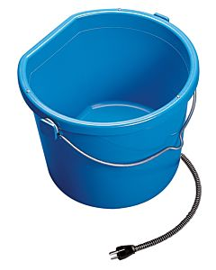 Heated Flat Back Bucket - 5 gal