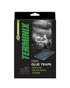 Terminix Mouse Glue Trap 4-Pk. - 1.5 Lbs