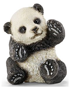 Kids Panda Cub - Black|White, 3 Yrs. Old And Above