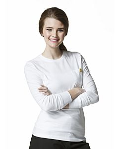 Women's Wonderwink Long Sleeve Tee With Cuffs