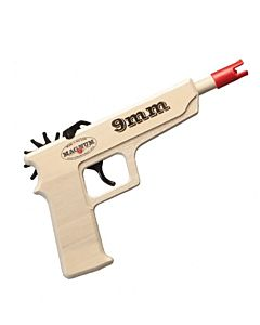 9Mm Rubber Band Pistol