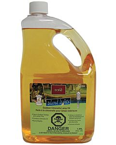 Bond Citronella Torch Oil - 64 oz