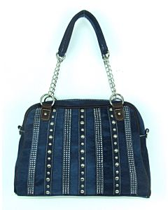 Women's Savana Handbag - Denim