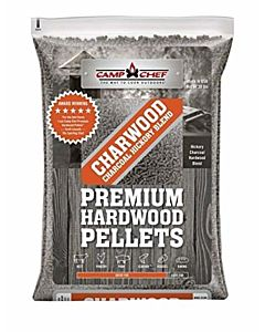 Charwood Charcoal Hickory Pellet Blend - 20 Lbs