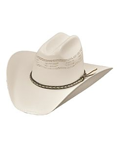 Master Hatters 20X Air Plains Straw Cowboy Hat