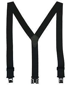 Men's Flame Retardant Suspenders - Black