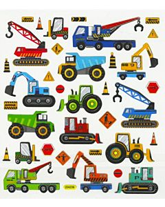 Construction Stickers