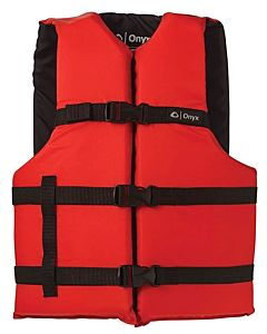 General Purpose Life Vest For Oversized
