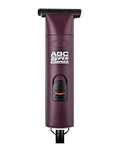 2 Speed T84 Detachable Blade Clipper - Matte Maroon
