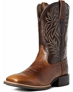 Men's Sporty Western Boot