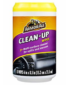 Clean Up Wipes -15 Count