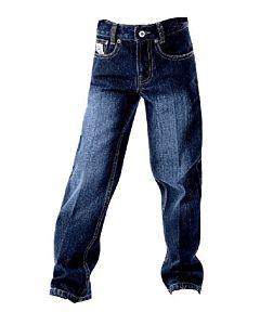 Boy's White Label Relaxed Fit Jeans