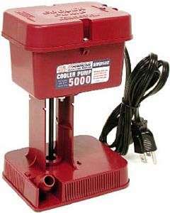 Off Set Pump, 115-Volt - 5,000 Cfm