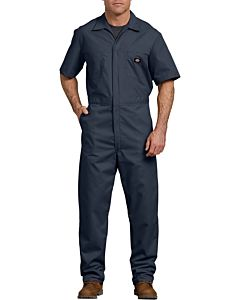 Men's Short Sleeve Coveralls