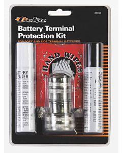 Battery Terminal Protection Kit