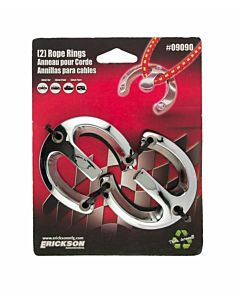 Horseshoe Rope Cleat 2 Pack