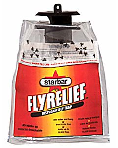 Starbar Fly Relief Bag Trap Disposable - 25 oz