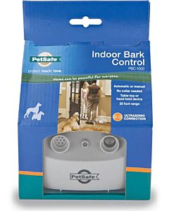 Indoor Ultrasonic Bark Control - White
