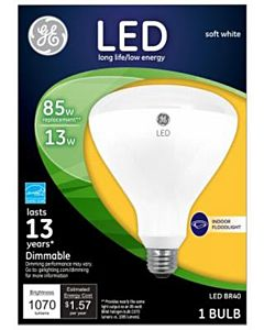 Led 13W Soft White Flood Light Bulb