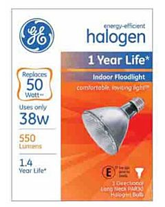 Indoor Halogen Flood Bulb