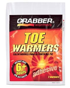 Adhesive Toe Heater