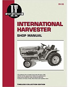 Tractor Shop Manual Case Series
