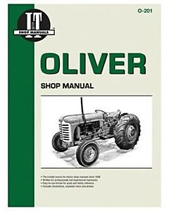 Tractor Shop Manual Oliver