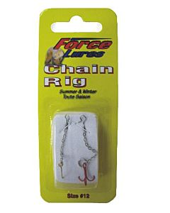 2 Pack Chain Rigs #12