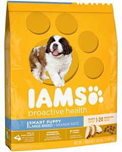 Iams Proactive Health - Chicken, Puppy, 38.5 lb