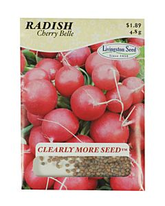Cherry Belle Radish Seed Packet - 5 g