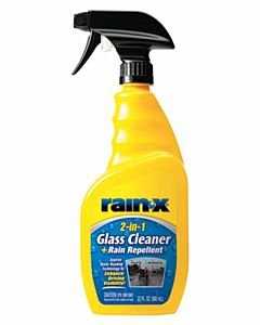 2 in 1 Glass Cleaner & Rain Repellent- 23 oz