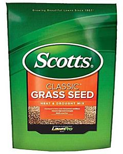 Classic Heat/Drought Mix Grass Seed - 3 lb