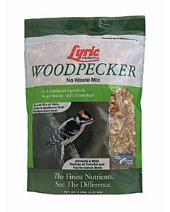 Lyric 20-Lb. Woodpecker Wild Bird Food