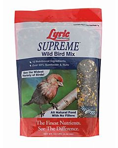 Lyric 4.5 Lb. Supreme Wild Bird Food