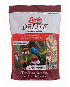 Lyric 5-Lb. Delite Wild Bird Food