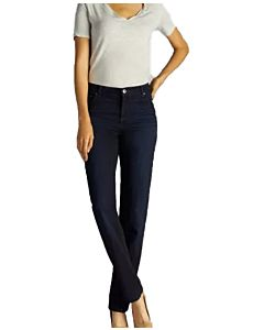 Women's Stretch Relaxed Fit Straight Leg Jean