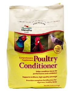 Poultry Conditioner Supplement Pellets 5-Lbs.
