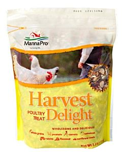 Harvest Delight Poultry Treat 2-1/2-Lbs.