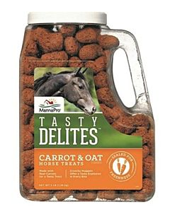Tasty Delites Treats - Carrot, 3 lb