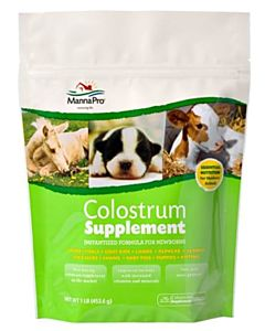 Colostrum Newborn Formula - 16 oz