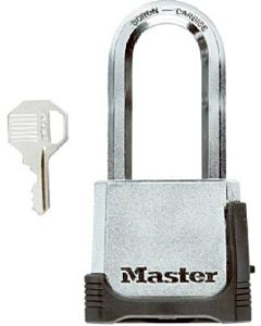 Combin Ation Padlock With Backup Key - 2 in