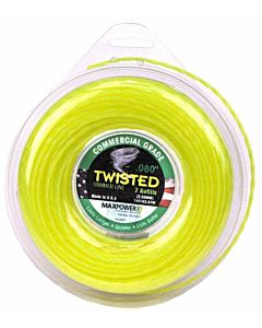Twisted Premium Grade Trimmer Line .080 in X 140'