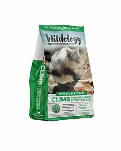 Wildology Climb Food - Chicken/Turkey, 6 lb